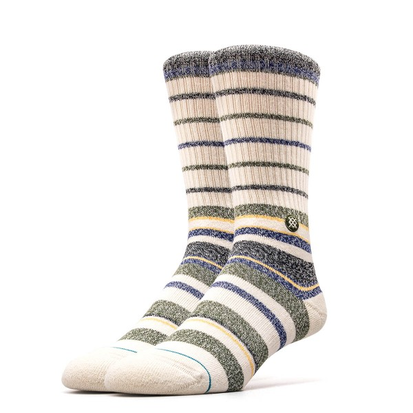Stance Socks Foundation Castro Beige