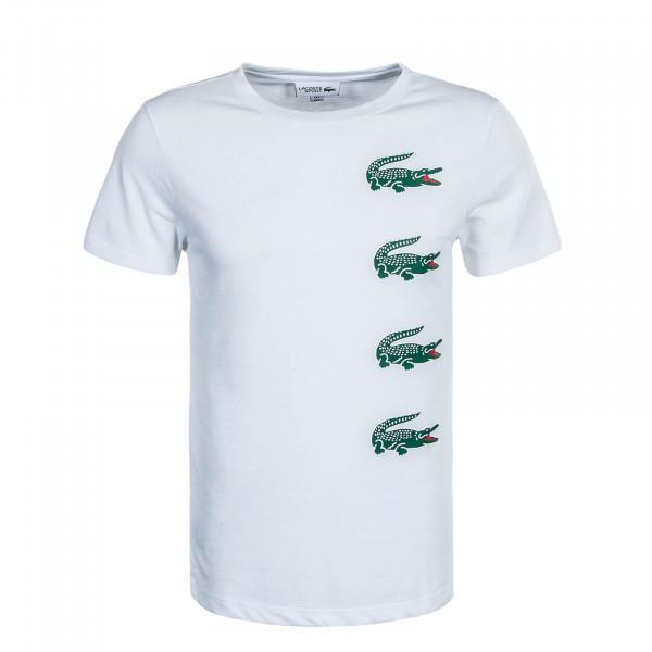 Herren T-Shirt - TH7222 - White