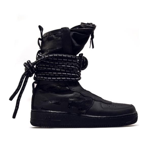Nike SF AF1 HI Black