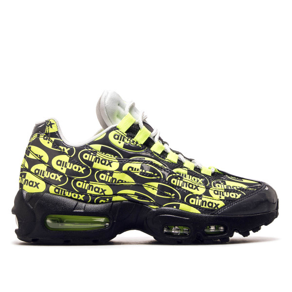 Nike Air Max 95 PRM Black Volt Ash White