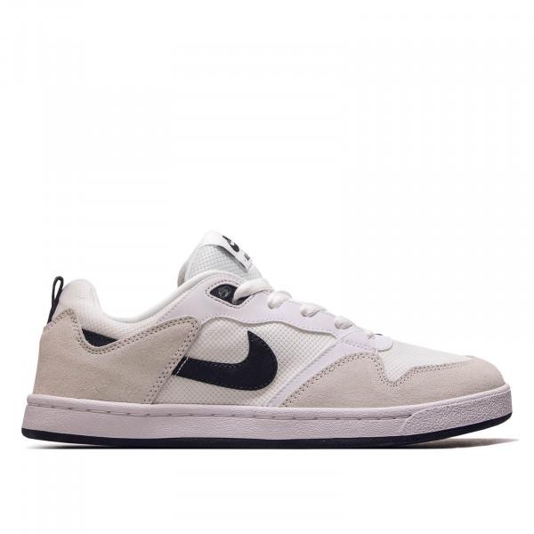 Herren Sneaker Alleyoop White Black