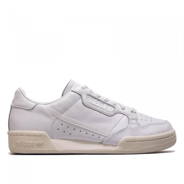 Unisex Sneaker Continental 80 White White