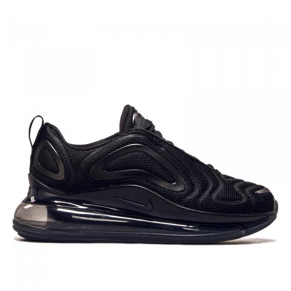Damen Sneaker Air Max 720 Black Black