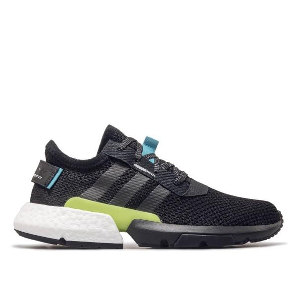 Adidas POD S3 1 Black Blue Neo