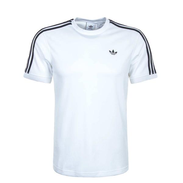 Herren T-Shirt - Aero Club - White / Black