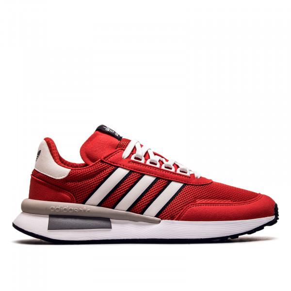 Herren Sneaker Retroset Scarlet White