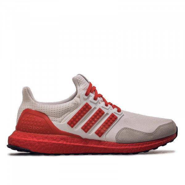 Herren Sneaker - Ultraboost DNA X Lego Colo - White / Red