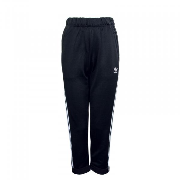 Damen Jogginghose - Primeblue Relaxed Boyfriend Pants - Black