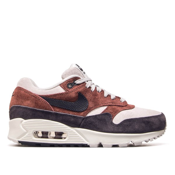 Nike Wmn Air Max 90/1 Bordo Grey