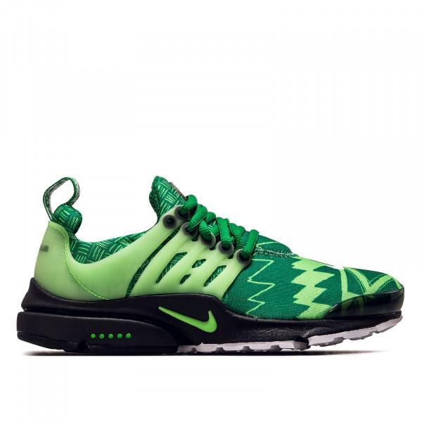 Unisex Sneaker Air Presto Pine Green Strike Black