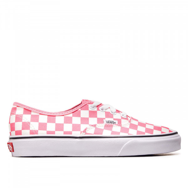 Damen Sneaker - Authentic Checkerboard - Pink / White