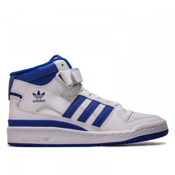 Unisex Sneaker - Forum MID FY4976 - White / Blue
