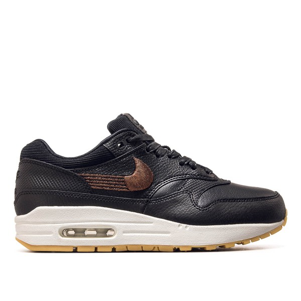 Nike Wmn Air Max 1 PRM Black Gym Yellow