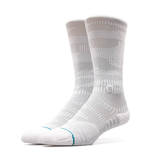 Stance Socks Fusion Athletic Train White