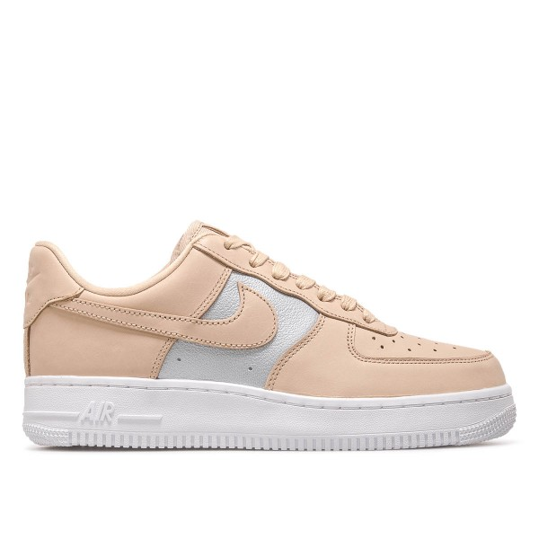 Nike Wmn Air Force 1 Bio Beige Silver