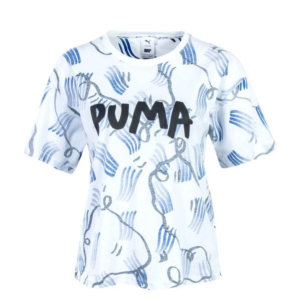 Puma Wmn TS Shantell Martin White Blue