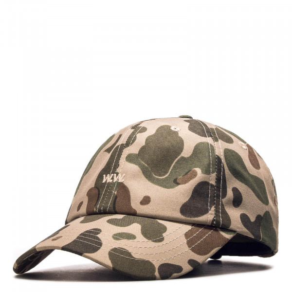 Cap Low Profile Camouflage Taupe