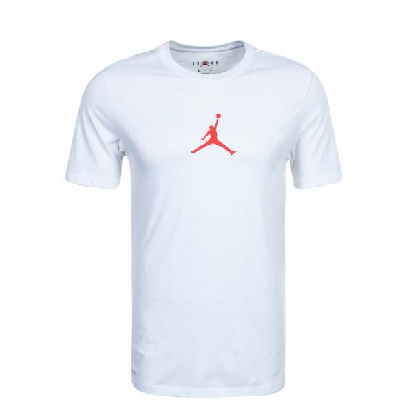 Herren T-Shirt Jumpman DFCT Crew White Red