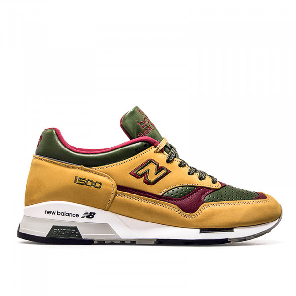 New Balance M1500TGB Ocker Green Bordo