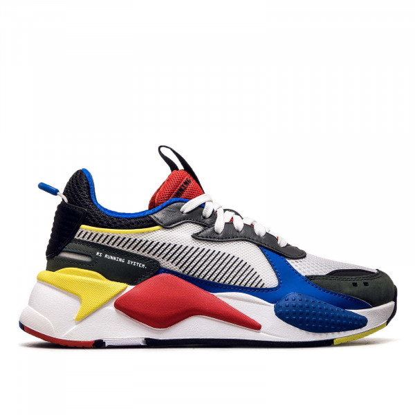 Puma RS X Toys White Royal Red