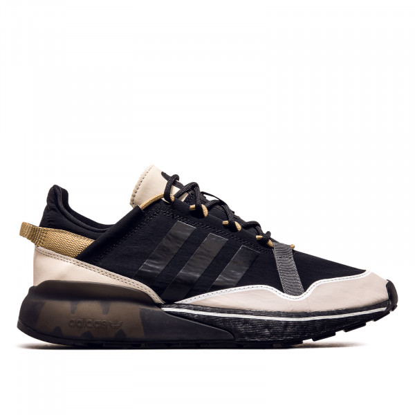 Herren Sneaker - ZX 2K Boost  Pure - Black / Brown