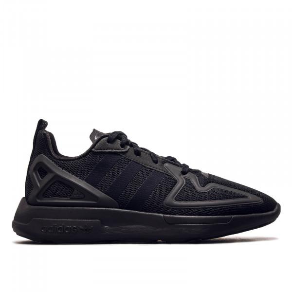 Unisex Sneaker ZX 2K Flux Black Black Shopnk