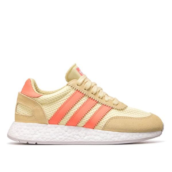 Adidas I-5923 Beige Yellow Neo Pink