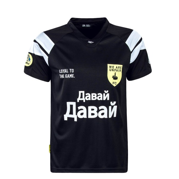 Unfair Jersey We Are Unfair FC Black
