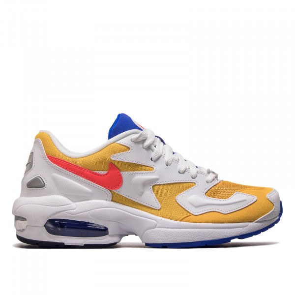 Nike Air Max 2 Light White Yellow Crimso
