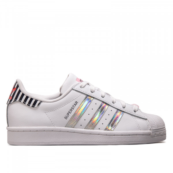 Damen Sneaker - Superstar - White Pink Black