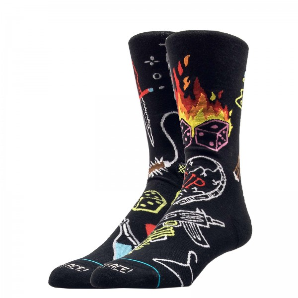 Stance Socks Anthem Neckface Snake Eyes