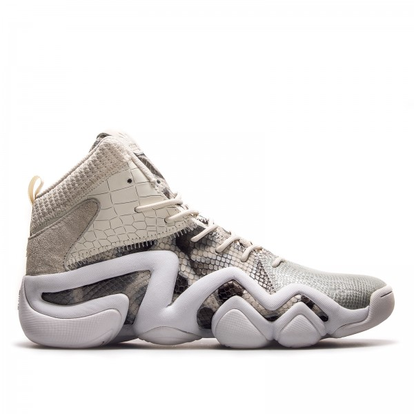 Adidas Crazy 8 ADV White Grey