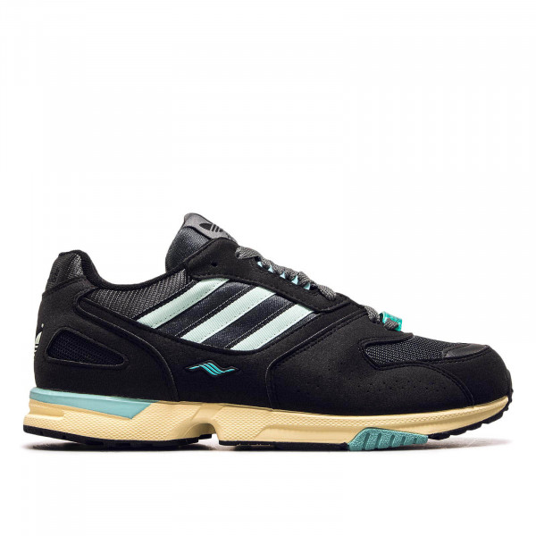 Herren Sneaker ZX 4000 Black Blue Mint