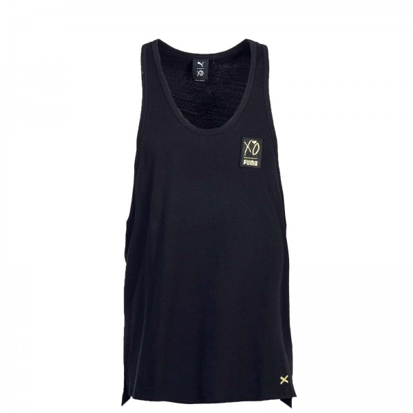 Puma x XO Tank Graphic Black