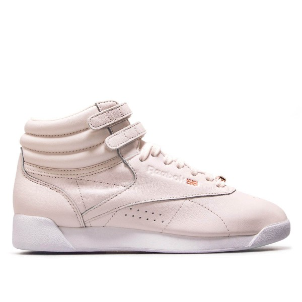 Reebok Wmn Hi Muted Pale Pink White