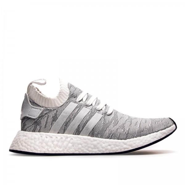 Adidas U NMD R2 PK Grey Black Brown