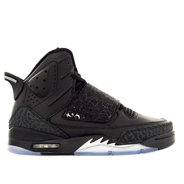 Nike Wmn Jordan Son of BG Black Metallic