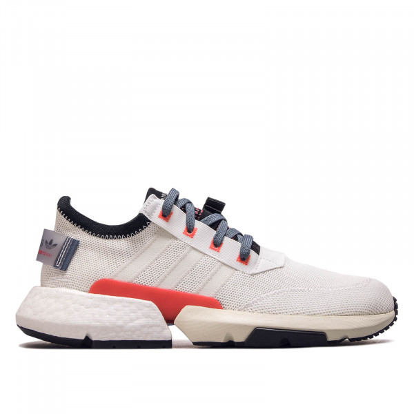 Herren Sneaker POD-S3.1 White Black Red