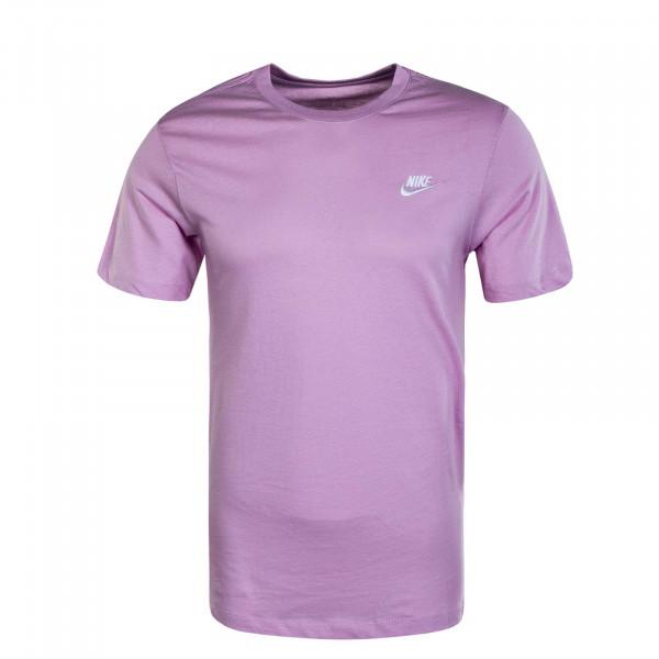 Herren T-Shirt NSW Club Light Rose