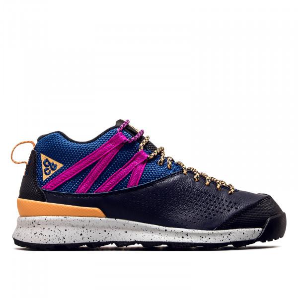 Nike Okwahn II Navy Blue Pink