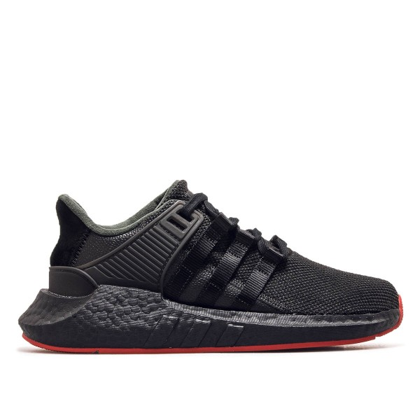 Adidas U EQT Support 93/17 Black Red
