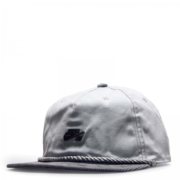 Nike SB Cap Waxed Cord Grey