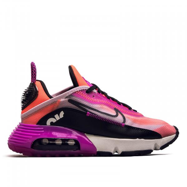 Damen Sneaker Air Max 2090 Iced Lilac Black Fire Pink