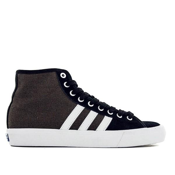 Adidas Matchcourt High Black Brown White