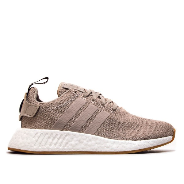 Adidas U NMD R2 Brown White