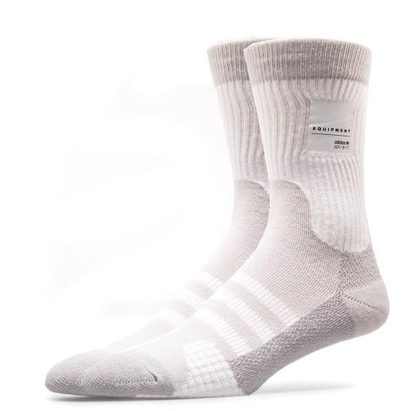 Adidas Socks EQT White
