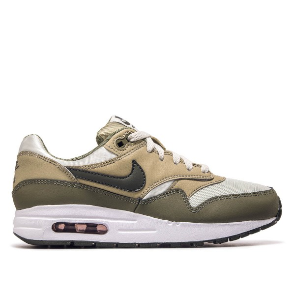 Nike Wmn Air Max 1 GS Olive White