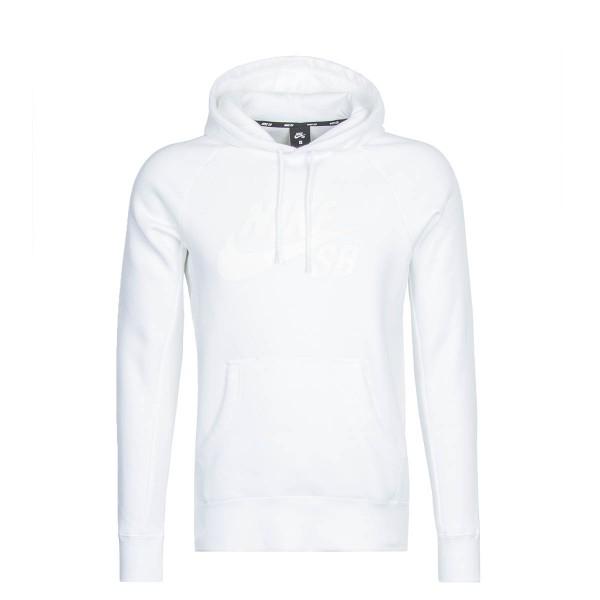 Nike SB Hoody Icon Po White