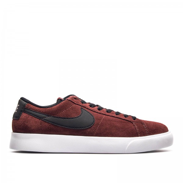 Nike SB Blazer Vapor Bordo Black White