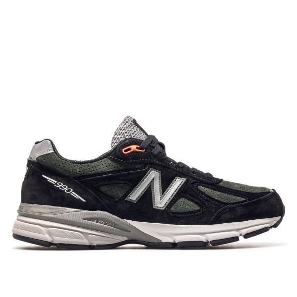 New Balance M990 MB 4 Black Green